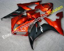 For Yamaha YZF R1 YZF1000 04-06 YZF-R1 2004-2006 Orange Gold Motorcycle Fairing