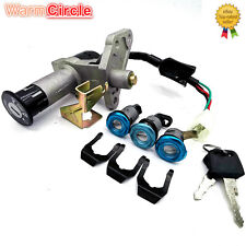 IGNITION KEY SWITCH ASSEMBLY SET JONWAY 150QT-12 150CC SCOOTER MOPED NEW