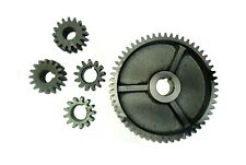 Spare Cog Gear Set x 5 for Proops Jewellers Budget Mini Rolling Mill. J1140(a)
