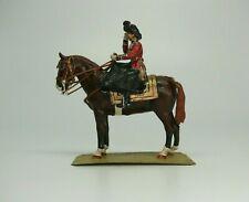 Norman Newton Ltd Painted Lead Figurine Queen Elizabeth on Horseback