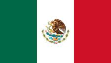 Flagge Mexiko Confed - Cup 2017 Fussball Fanartikel ca. 90 x 150cm