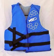 Extreme Outdoors Youth Life Vest Type III PFD Flotation Aid 50-90 lbs Boating