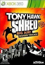Xbox 360 Tony Hawk Shred New