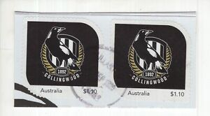 Australia Football Collingwood strange and worrying stamps.....