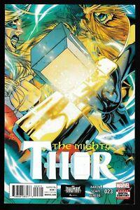 Mighty Thor #23 - MARVEL Comics / 2017 / Jane Foster
