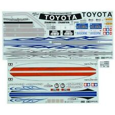 Tamiya 9495521 Sticker A & B Metal Transfer Rubber Sheet 58397