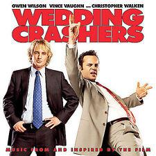 Audio CD Wedding Crashers  - Free Shipping