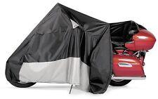 Dowco Guardian EZ-Zip Indoor / Outdoor Motorcycle Cover X-Large 1100-1400cc
