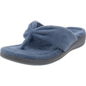 Vionic Womens Indulge Gracie Comfy Slip On Thong Slippers Loungewear BHFO 6804