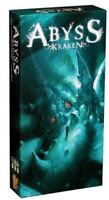 Abyss: Kraken Board Game [Asmodee Family Strategy Sci Fi Card Expansion] NEW