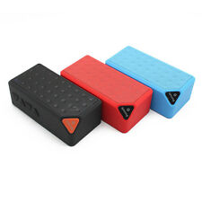 Mini X3 Bluetooth Speaker Portable Sound System Wireless Handsfree with Radio