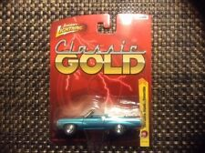 1969 Chevrolet Chevy Impala Convertible 1/64 Scale Johnny Lightning Amazing Car