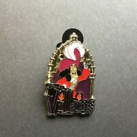 WDW - MNSSHP 2012 - Villains Mystery Collection - Captain Hook Disney Pin 92187
