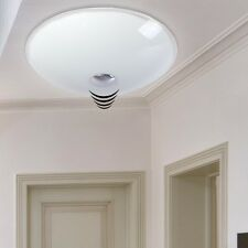 LED 360° Radar Decken Leuchte Bewegungsmelder Wand Lampe Sensor Flur Keller