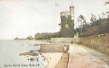 BR65649 appley watch tower ryde isle of wight   uk