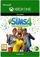 THE SIMS 4 DELUXE PARTY EDITION XBOX ONE FULL GAME KEY