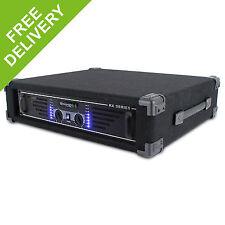 """EKHO Rx600 Power Amplifier 2u 19"""" Rack Mount Case"""
