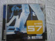 CD, Doppel-CD von Multitrax, Step 57, wie Move Ya, sehr gut erhalten