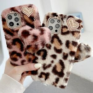for OnePlus 7/7T PRO/8/8T/Nord N10/N100/9 Case Cute Plush Fuzzy Fluffy Nap Skin