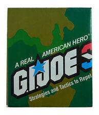 Vintage GI Joe Cobra Paperwork_1984 S.T.R.I.K.E. Booklet Catalog Order Form!!!