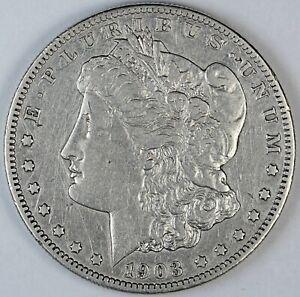 1903-S United States Morgan Silver Dollar - VF Very Fine Condition