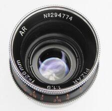 Kern 25mm f1.5 Switar AR C mount  #1Kern 26mm f1.9 Pizar AR C mount  #294774