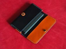 Leather Protective Cover for Cosmo Communicator ( leather wallet case )