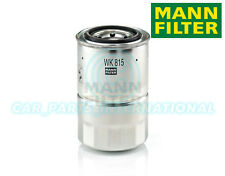 Mann Hummel OE Quality Replacement Fuel Filter WK 815 x