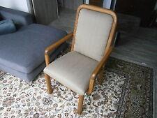 Echtholz Stuhl  4Stück Massiv für Essecke oder großes Zimmer