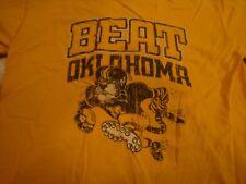 VTG University of Missouri Tigers MU T shirt retro Mizzou M S Beat Oklahoma 2010