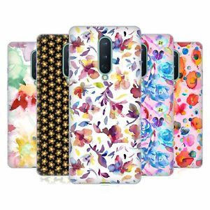 OFFICIAL NINOLA FLORAL SOFT GEL CASE FOR AMAZON ASUS ONEPLUS