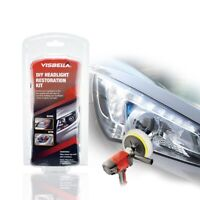 DIY Professional Headlight Repair Restoration Kit For Car Head Light Cleaner