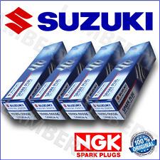 KIT 4 CANDELE ORIGINALI NGK CR8EIA-9 SUZUKI GSXS GSX S 1000 2016