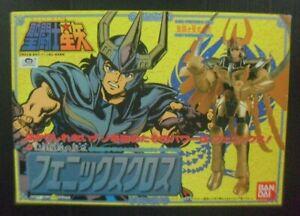 1987 BANDAI JAPAN TOY CDZ SAINT SEIYA PHOENIX POPY CHOGOKIN SENTAI MEGA RARE!!!