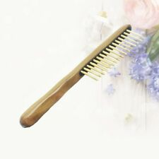 1pc Hair Comb Professional Practical Double Row Hairdressing Prop for Home