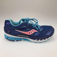 Saucony Womens Guide 8 Running Shoes Blue S10256-7 Lace Up Low Top Sneakers 6 M