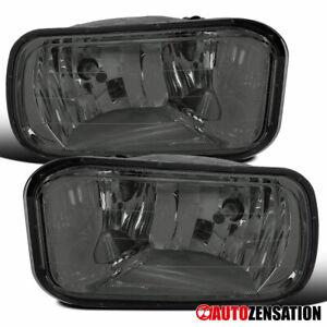 Fit 09-12 Dodge Ram 1500 10-18 Ram 2500 3500 Bumper Driving Fog Lights+H10 Bulbs