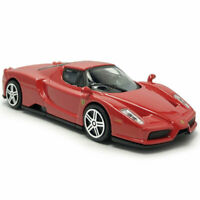 Ferrari Enzo 2002 1:43 Scale Model Car Diecast Toy Collection Kids Gift Red
