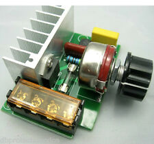 regolatore velocità motori voltage regulator speed control 220V AC 4000W 18A