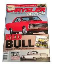 Chrysler Action Magazine Issue 07 - Valiant/RT Charger/Drifter/Pacer/GLX/Regal/
