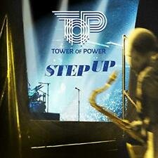 Tower Of Power - Step Up (NEW CD)