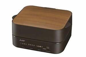 Mitsubishi Electric Bread Oven TO-ST1-T Retro Brown