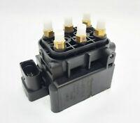 1pcs Air Suspension Solenoid Valve Block For Audi A8 D3 A6 C6 Quattro 4F0616013