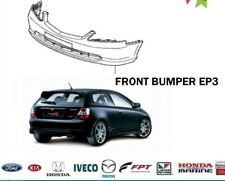 New! GENUINE Honda Civic EP3 FACELIFT Front Bumper PAINTED NH623M SATIN SILVER