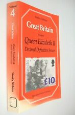Stanley Gibbons Great Britain Queen Elizabeth II Decimal Definitives Vol 4 1994