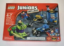 LEGO® Juniors #10724 BATMAN & SUPERMAN vs. LEX LUTHOR ©2016 — RETIRED Set NEW