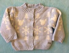 ❄️CARDIGAN ABSORBA TAILLE 18 MOIS HIVER COMME NEUF❄️