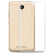 Custodia PERFECT FIT cover trasparente per Xiaomi Redmi Note 3 case flessibile