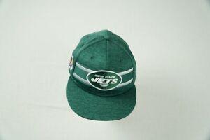 New York Jets New Era Hat Men's Green Snap-Back NEW Multiple Sizes
