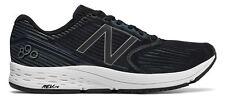 New balance Macho Para hombre 890V6 Ultra-Ligero Zapatos Para Correr Negro Con Gris